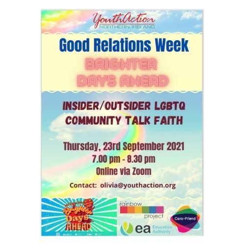 Good relations week 2021